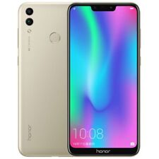 Huawei Honor 8C 6.26'' unlocked 64GB Dual Sim Android 8.1 Smartphone Mobile-Gold