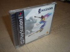EINHANDER:.PLAYSTATION 1(PS1) NTSC EMPTY REPLACEMENT CASE+INLAYS ONLY