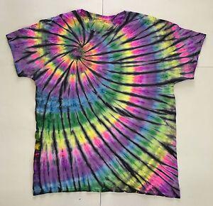 *New* Handmade, KIDS Rainbow Indigo Tie Dye S, M, L, XL, 30 Years Experience!