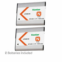 NP-BN1 Battery for Sony NP-BN1 Type N Cybershot DSC-QX10 TF1 TX10 W830 WX220