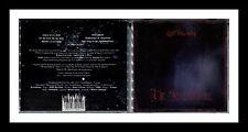 SATYRICON THE SHADOWTHRONE 1994 MOONFOG 1-PRESS *DURECO [01] FOGCD 003*  MAYHEM