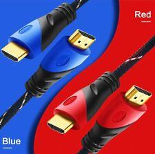 Nylon tresse HDMI câble 0.5M à 15M HDMI 1080P 3D PS4 Xbox projecteur PC TV