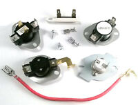 Whirlpool Dryer Complete Repair Thermostat Fuse Kit (See Model List Below)