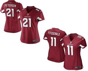 Nike Arizona Cardinals Women's Stitched Jerseys