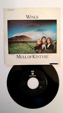 45 T vinyl. WINGS ( Mull of Kintyre ) 1977 . OCCASION.
