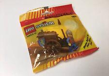 LEGO System 1463 Treasure Cart Vintage New Sealed Polybag 1992 90's Castle VTG