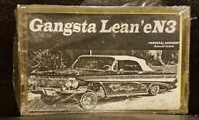"MEGA RARE Gangsta Lean'e N3 ""On Them Thangs"" Early '90's Gangsta Rap Cassette"