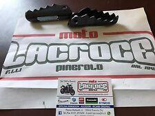 Coppia Pedane Poggiapiedi Originali Fantic Trial 50 TX 330 / Trial 125 / 200cc