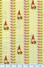 Better Gnomes & Gardens Stripe Quilt Fabric - 1 Yard