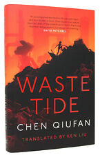 Waste Tide - Chen Quifan -  SIGNED & NUMBERED 1ST EDITION