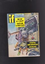 IF. MAGAZINE OF SCIENCE FICTION. 1969.NICE COPY