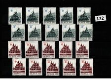 /// 10X NORWAY - MNH - ARCHITECTURE - EUROPA CEPT 1978 - WHOLESALE