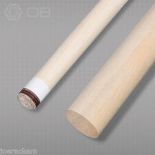 NEW OB-Classic+ CPAR+ - Partial Unfinished Shaft - 12.75mm Match Your Cue Shaft