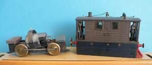 Unknown Make O Gauge 7mm Plastic Scratch Built GER Class G15 Steam Tram Car