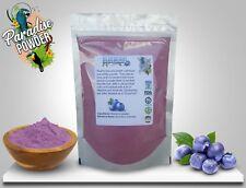 Blueberry powder 8oz (1/2 lb) Vitamin C and AntiOxidants Rich Paradise Powder