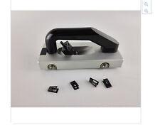 U Type Blade Wheeled Groover Grooving Slotting Pull Hand Tool Slotter Pvc T