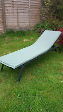 NEW GARDEN SUN LOUNGER CUSHION