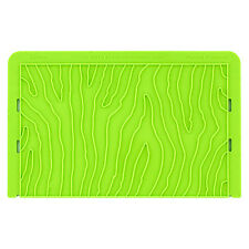 Zebra Onlay Silicone Mold by Marvelous Molds #MMO-07 Gum Paste Mold