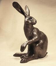Bronze Hare Hattie Paul Jenkins - Superb Gift - New