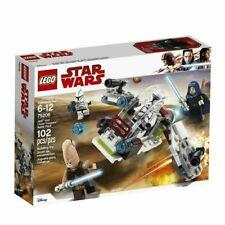 Lego Star Wars 75206 Jedi Clone Trooper Battle Pack Barriss Offee Ki Mundi - New