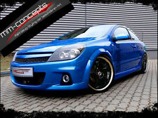 Opel Astra h sport Front parachoques OPC look GTC Front parachoques frontal delantal