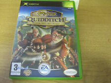 HARRY POTTER QUIDDITCH COPA DEL MUNDO XBOX PAL SPANISH