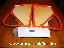 BENTLEY CONTINENTAL GT FLYING SPUR GTC AIR FILTER W12