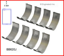 Engine Connecting Rod Bearing Set Enginetech BB620JSTD