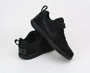 Nike Court Borough Low Kinder Sneaker Sportschuhe Freizeitschuhe Schuhe Gr. 31