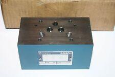 BOSCH 0-811-020-041 Hydraulic Valve, 3000 psi 0811020041
