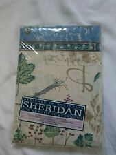 SHERIDAN AUSTRALIA DUOME LUXURY PERCALE DOUBLE DUVET COVER  NEW IN PACKET