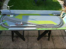 More details for n gauge double track layout 66 ins x 27 ins with working wind turbine