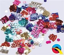Confettis et cotillons de fête multicolore pour la maison toutes occasions