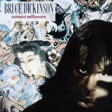 Bruce Dickinson-Tattooed Millionaire  (UK IMPORT)  CD NEW