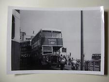 ENG1900 - 1960s BRIGHTON HOVE & DISTRICT OMNIBUS Co - BUS No476 PHOTO