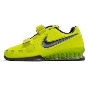 Nike Romaleos 2 Weightlifting Shoes Boots Powerlift Trainers 476927-730
