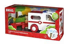 Brio Light and Sound Ambulance 18+ months 30381