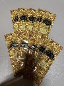 Designer Skin Lot Of 10 Black Noir 22X Black Label Private Reserve Bronzer Packs