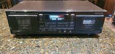 Denon Drw 580 Cassette Deck