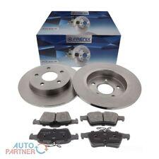 Bremsen Satz Set Kit Ø 265 mm hinten für Ford Focus C-Max DM2 1.6 1.8 2.0 TDCI