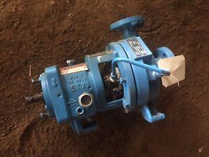 NEW Goulds/Peerless 3196STX Pump, 1x1.5-6, 316SS