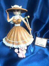 "Alley Cats Figurine by Margaret Le Van~ Kitty O ""Glamour�"