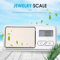 High Accuracy Mini Digital Scale 200g/0.01g Electric Jewelry Diamond Gram Weight