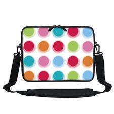 """Neoprene Laptop Bag w Hidden Handle & Shoulder Strap Fit Chromebook 11.6""""  2709"""