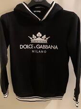 Genuine Dolce And Gabbana boys sweatshirt/Jumper, 9/10