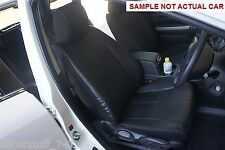 Front & Rear Leather Look Seat Covers Holden Captiva 5 Seater Wagon 2006-on