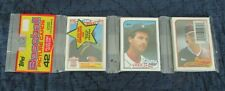 1989 TOPPS  RACK PACK  WILLIE STARGELL ALL-STAR,  FRED LYNN,  ANDY HAWKINS,