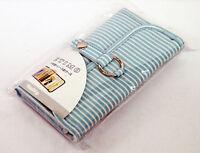 Tulip TEC-002 ETIMO Light Blue Stripes Crochet Hooks Case