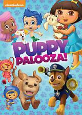 Nickelodeon Puppy Palooza DVD New/Sealed!! Bubble Guppies, Paw Patrol, Dora New