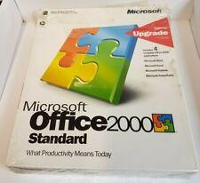 Actualización de Microsoft Office 2000 Standard